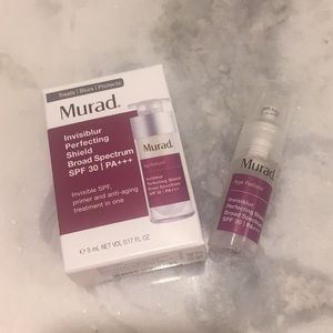 NEW - Murad Invisblur Shield SPF 30
